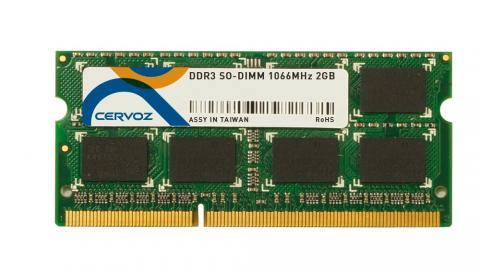 SO-DIMM DDR3L 4GB/CIR-S3SUSPM1604G  1