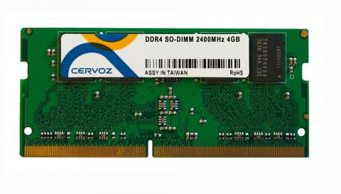 SO-DIMM DDR4 4GB/CIR-S4SUSS2404G  1