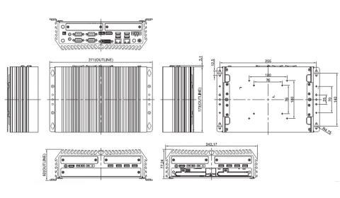 Spectra PowerBox 410-E-2124G  4