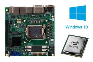 Spectra Board-Set, Mini-ITX Q470