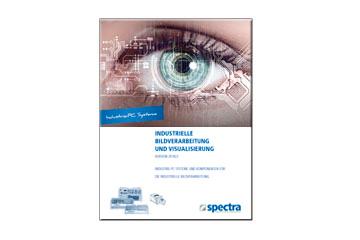 Broschüre Industrielle Bildverarbeitung
