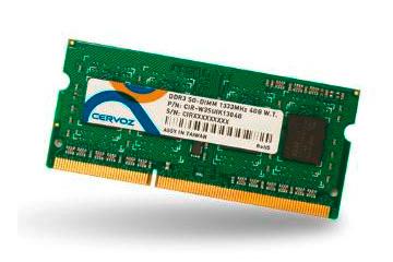 SO-DIMM DDR3L 2GB/CIR-W3SULII1302G