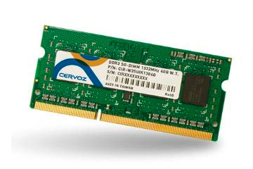 SO-DIMM DDR3L 4GB/CIR-W3SUSPSM1804G