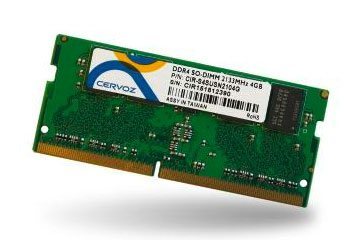 SO-DIMM DDR4 4GB/CIR-S4SUSS2404G