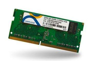 SO-DIMM DDR4 8GB/CIR-V4SESS2408G (EOL)