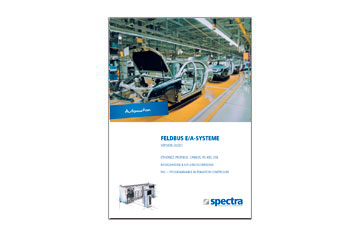 Broschüre Feldbus E/A-Systeme