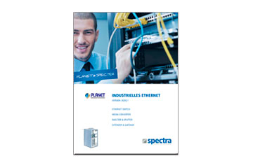 Broschüre Planet Industrial Ethernet