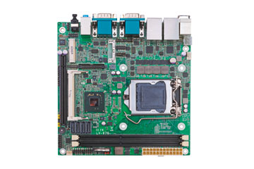 Spectra Board-Set, ITX Q67