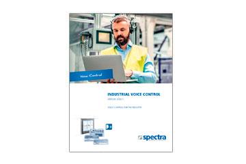 Brochure Industrial Voice Control