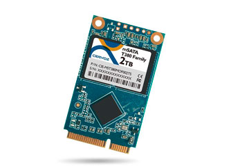 SSD SATA-6G mSATA/CIE-MST380MMF256GS